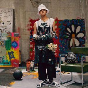 """PEACEMINUSONE của G-Dragon x Nike Air Force 1 """"Para-noise"""" sắp ra mắt"""