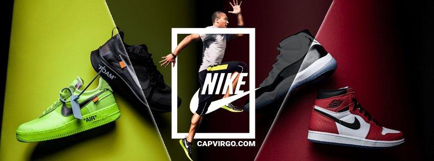 banner giày nike 2020