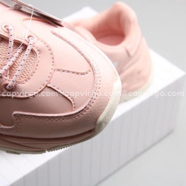 Giày trẻ em MLB YANKEES Big Ball Chunky A màu hồng phấn