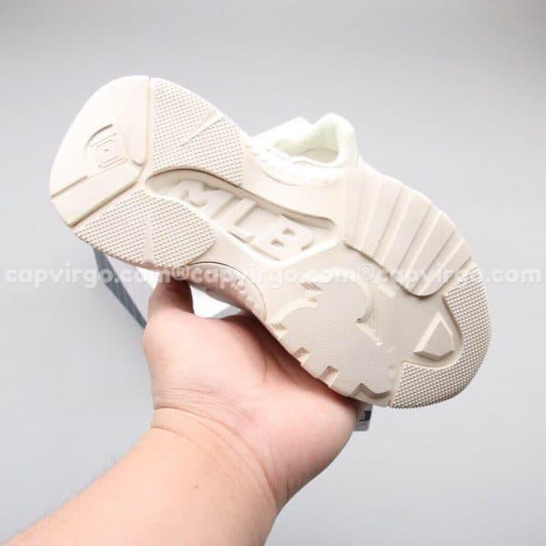 Giày trẻ em MLB Boston Red Sox Big Ball Chunky A màu trắng