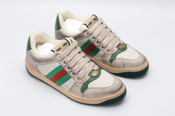 Giày gucci nam 3 màu bẩn bản siêu cấp