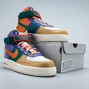 Giày Air Jordan 1 siêu cấp 3 màu