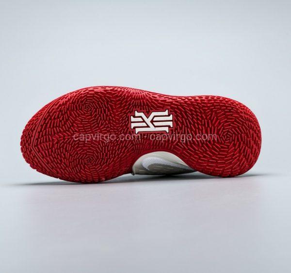 Giày Nike Kyrie Low 2 màu paint đế đỏ