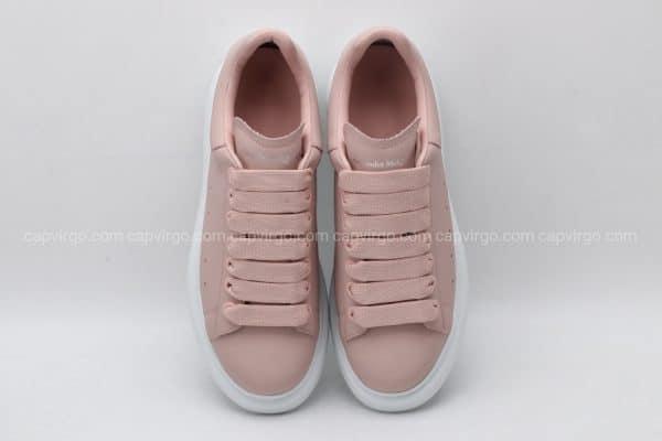 Giày McQueen siêu cấp màu nâu đất