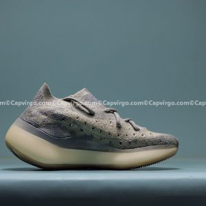 Giày Adidas Yeezy 380 trẻ em màu ghi xám