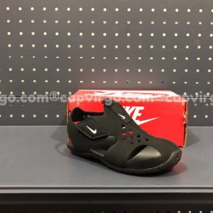 Sandal Nike Sunray trẻ em màu đen siêu nhẹ