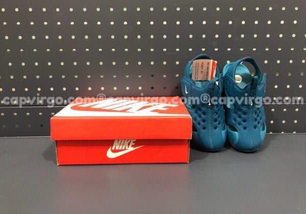 Sandal Nike Sunray trẻ em màu xanh siêu nhẹ