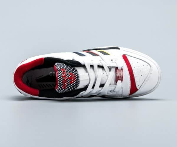 Giày adidas nam Torsion EDBERG COMP màu trắng đỏ