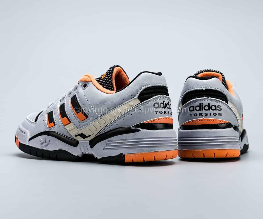 Giày adidas nam Torsion EDBERG COMP màu ghi cam
