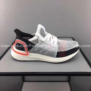 Giày Adidas Ultra Boost 5.0 trẻ em thổ cẩm trắng đỏ