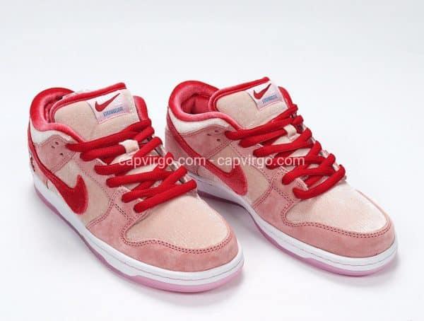 Giày nike nữ SB màu full màu hồng loại siêu cấp