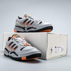 Giày Adidas Torsion Edberg Comp Ghi Sọc Cam Siêu Cấp