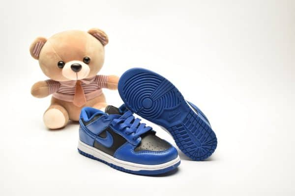 Giày trẻ em Nike SB Dunk Low Pro màu xanh đen