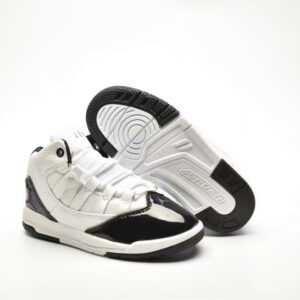 Giày air jordan 11 Max Aura màu trắng đen