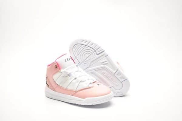 Giày air jordan 11 Max aura màu hồng