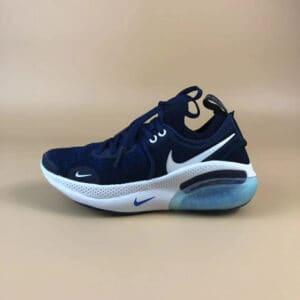 Giày nike Joyride Run Flyknit trẻ em màu xanh navy