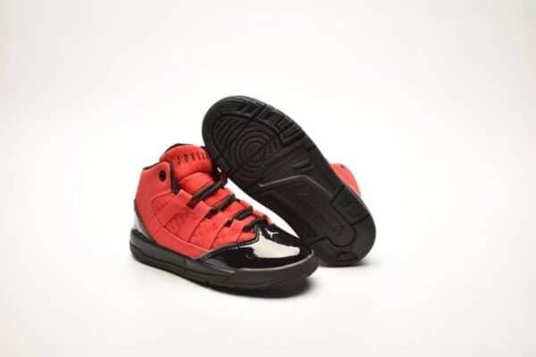 Giày air jordan 11 Max Aura màu đỏ đen