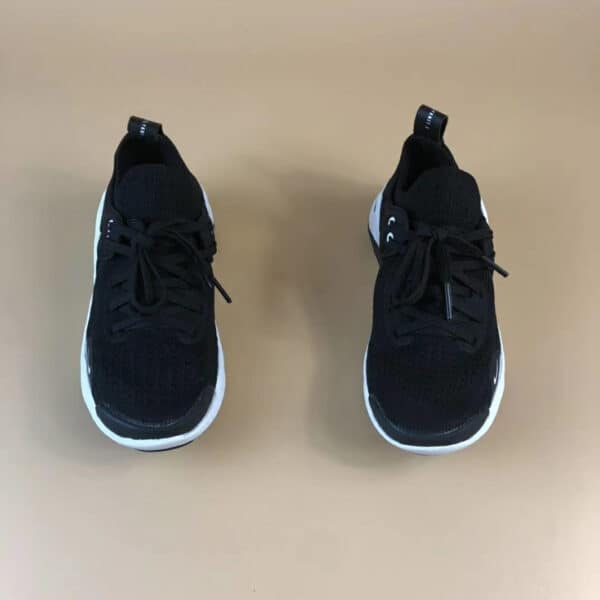 Giày nike Joyride Run Flyknit trẻ em màu đen