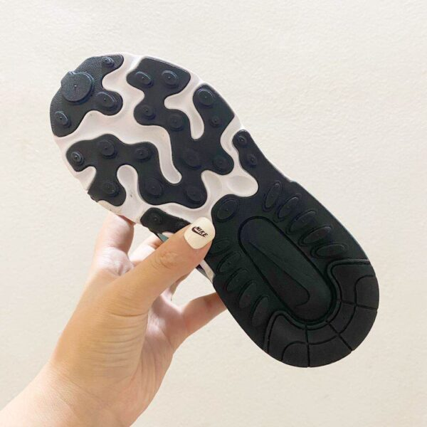 Giày trẻ em Nike air max 270 màu đen xanh
