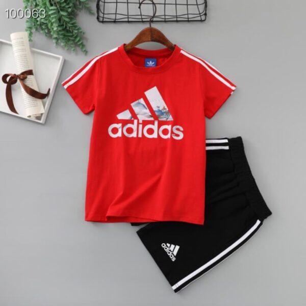Bộ quần áo adidas trẻ em P750110170 Quần Cộc