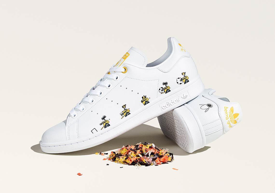 Hàng loạt phối màu mới của adidas Stan Smith khiến fans sneakers bấn loạn