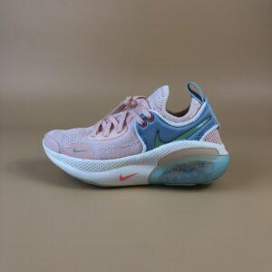 Giày nike Joyride Run Flyknit trẻ em màu hồng xanh