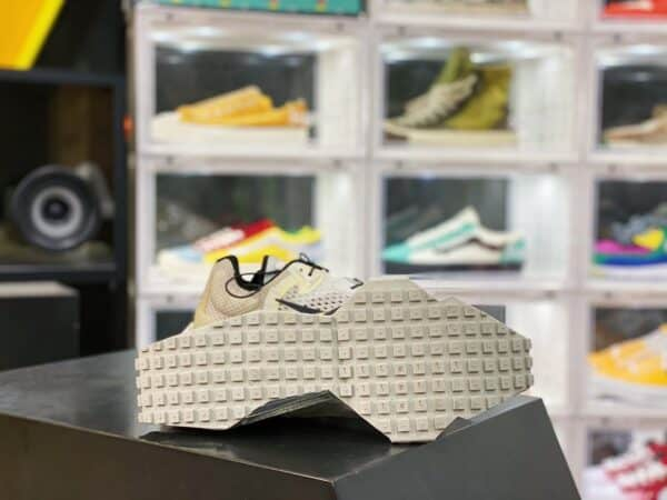 "Giày Nike Matthew M. Williams / MMW x Nike Zoom 004 ""Stone"" màu trắng"