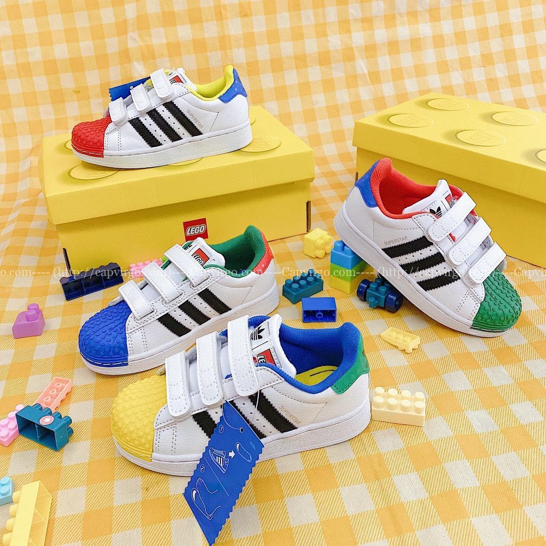 Giày thể thao trẻ em AD × LEGO Shell Toe