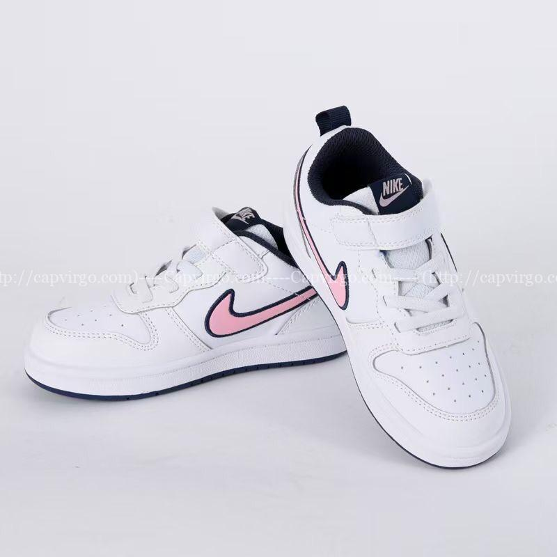 Giày trẻ em Nike Air Force One Tooling Low-Top Velcro Elastic