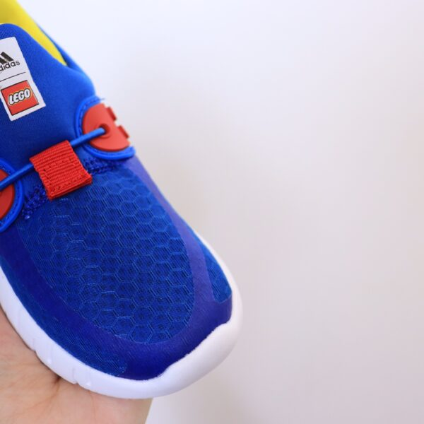 Giày Adidas trẻ em Hippo Campus màu xanh