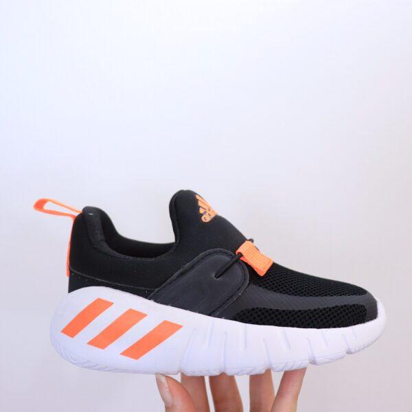 Giày Adidas trẻ em Hippo Campus màu cam đen
