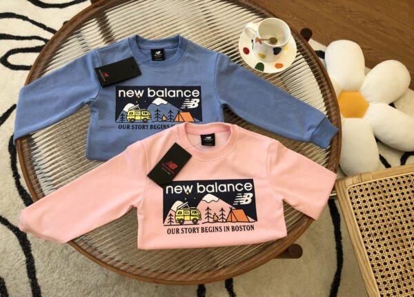 Bộ nỉ Newbalance trẻ em