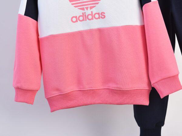 Bộ nỉ adidas trẻ em mua thu cao cấp