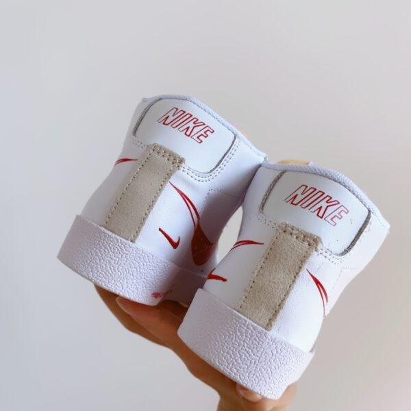 Giày nike trẻ em Traiblazer video game MKN0902835-6