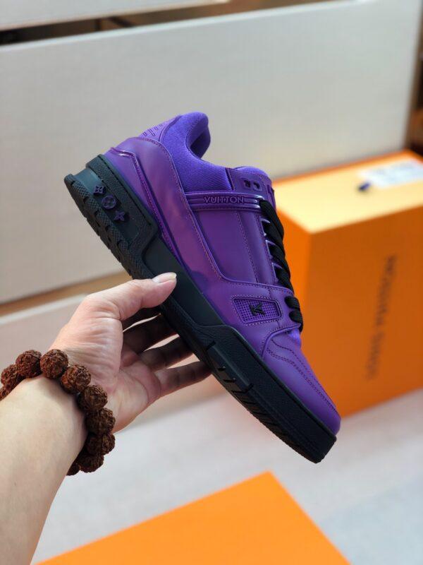 Giày thể thao Louis Vuitton màu tím